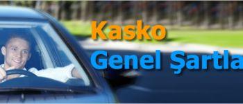 Kasko Sigortası Genel Şartları